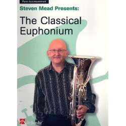 Mead, Steven: The classical Euphonium : Klavierbegleitung