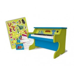 Drache Kokosnuss - Mini Piano