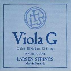 Larsen Violasaite G (Silber) - mittel