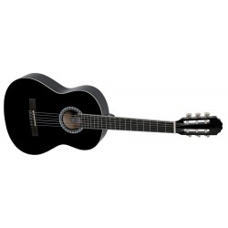 GEWApure Konzertgitarre VGS BasicPlus 3/4 black