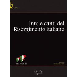 Inni e canti del Risorgimento italiano : für Männerchor und Klavier Partitur (it)