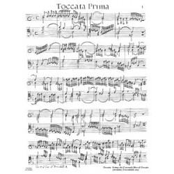 Puzzle Toccata prima von Frescobaldi 29x41cm, 384 Teile