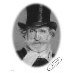 Puzzle Giuseppe Verdi 29x41cm, 384 Teile