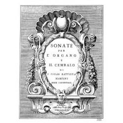 Puzzle Cover Sonate per organo von Martini 29x41cm, 384 Teile
