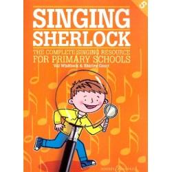 Whitlock, Val: Singing Sherlock vol.5 (+2 CD's) score