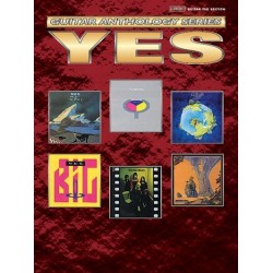 Yes : Guitar Anthology series with super-tab notation