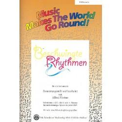 Beschwingte Rhythmen (+CD) : für flexibles Ensemble Klarinette