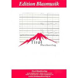 Carrickfergus : f├╝r Euphonium und Blasorchester Partitur