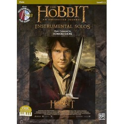 The Hobbit - An Unexpected Journey (+CD) : for flute