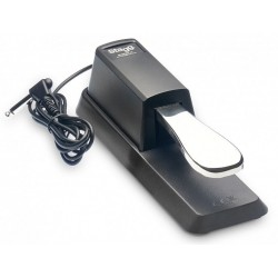 STAGG Universal Sustain Pedal für E-Piano/Keyboard