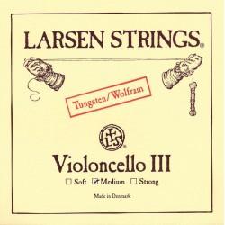Larsen Cellosaite III G 4/4 (Wolfram) - mittel