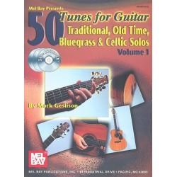 Geslison, Mark: 50 Tunes Vol.1 (+CD) : for Guitar