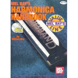 Bay, William: Harmonica Handbook (+CD)
