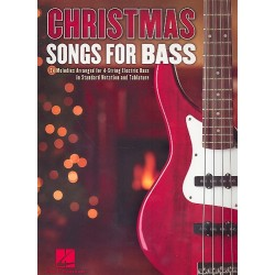 Christmas Songs : for Bass