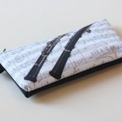 Stift-Etui Oboe 20x10 cm