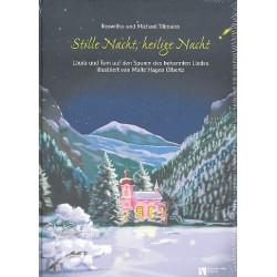 Tillmann, Michael: Adventskalender-Buch Stille Nacht (+ heraustrennbarer Kalenderfolie in Din A3)