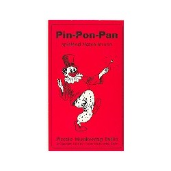 Pin-Pon-Pan : Kartenspiel Spielend Noten lernen