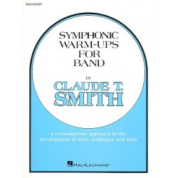 Smith, Claude: Symphonic Warm Ups : for band percussion