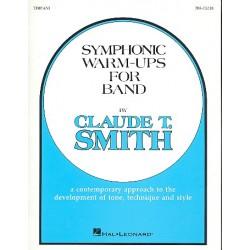 Smith, Claude: Symphonic Warm Ups : for band timpani