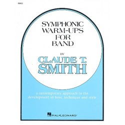 Smith, Claude: Symphonic Warm Ups : for band oboe