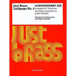Londonerry Air : for Trombone and Brass Ensemble score and parts