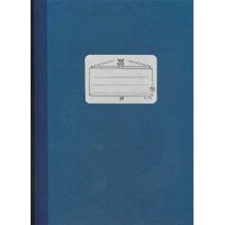 Notenbuch 14 Systeme DIN A 4 gebunden
