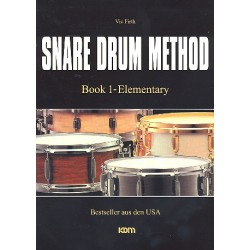 Firth, Vic: Snare Drum Method vol.1 : Elementary (dt)