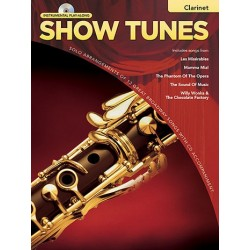 Show Tunes (+CD) : for clarinet