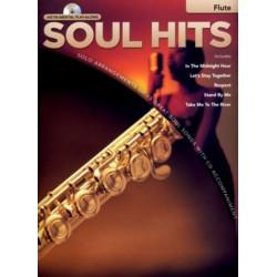 Soul Hits (+CD) : for flute