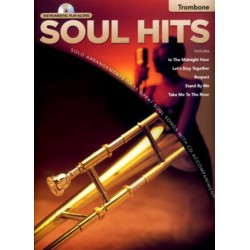 Soul Hits (+CD) : for trombone