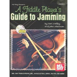 Yaffey, Carl: Guide to Jamming (+CD): for fiddle