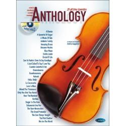Anthology vol.1 (+CD) : for violin