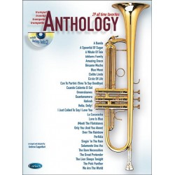 Anthology vol.1 (+CD): for trumpet
