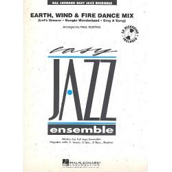Earth Wind & Fire Dance Mix : für Jazz Ensemble Partitur und Stimmen