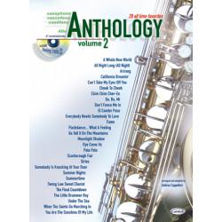 Anthology vol.2 (+CD) : for alto saxophone