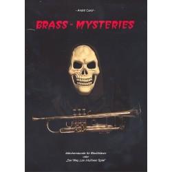 Carol, André: Brass Mysteries : für Blechblasinstrumente