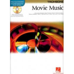 Movie Music (+CD) : for trombone