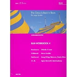 BLM-Workbook 4 : für Sopranblockflöte (Solo, Duo und Sopran/Klavier)