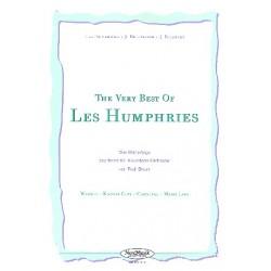 Humphries, Les (John Leslie): The Very Best of Les Humphries: für Akkordeonorchester Partitur