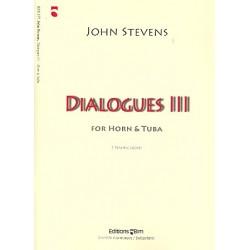 Stevens, John: 112337 2 scores