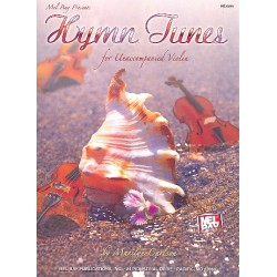 Venuti, Joe: Hymn Tunes : for violin