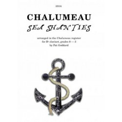 Chalumeau - Sea Shanties : for clarinet