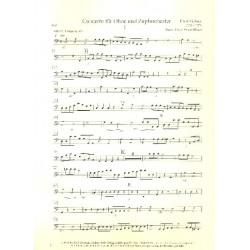Eichner, Ernst: Konzert : für Oboe und Zupforchester Kontrabass