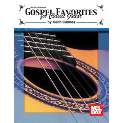 Gospel Favorites : for guitar
