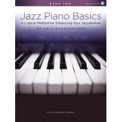 Baumgartner, Eric: Jazz Piano Basics vol.2 (+Online Audio): for easy piano (with lyrics and chords)