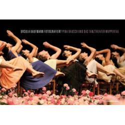 Kalender Pina Bausch und das Tanztheater Wuppertal Magnumkalender immerwährend 100x70cm, Spiralbindung