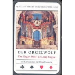 Grüber, Michael: Der Orgelwolf Kartenspiel