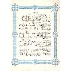 Postkarte: Träumerei op.15,7 (Robert Schumann)