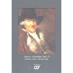 Bach, Johann Sebastian: JOHANN SEBASTIAN BACH POSTKARTEN- SERIE 2 DIE BACH-FAMILIE