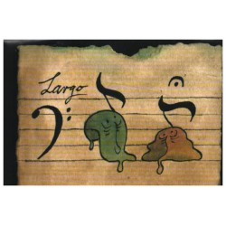 Postkarten-Set Largo (7 Stück)